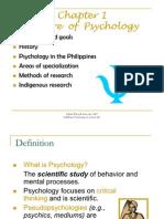 Psyche Handouts