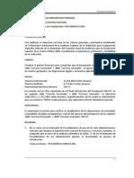 2009 Servicios Personales y Servicios Generales