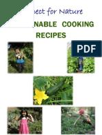 Kikuchi Family Sustainable Cooking Recipes July 1st 2011