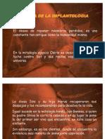 Historia General de La Implantologia