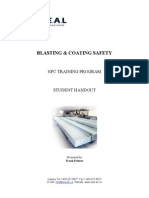 (2) Blasting & Coating Safety