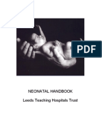 Neonatal Pocketbook 2007