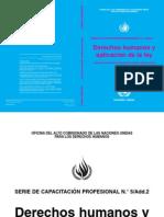 Guia Para Instruct Ores en Derechos Humanos Para La Policia