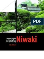 Niwaki Pruning, Training and Shaping Trees the Japanese Way