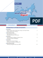 Russian Analytical Digest 96