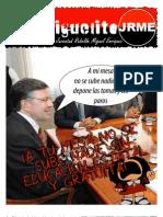 El Miguelito Online 1 - Junio 2011