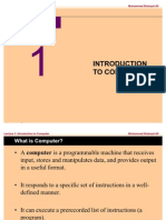 Lec-1 [Introduction to Computer- OMT-I]