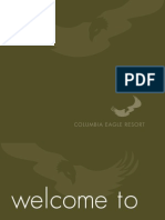 Columbia Eagle Resort Brochure