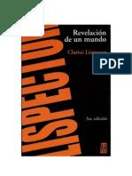 Lispector, Clarice - Revelación de un mundo [pdf]