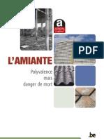 Brochure Amiante Spf Sante-publique