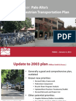 1-4-11 Alta presentation re Palo Alto Bike Plan