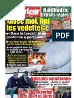 LE BUTEUR PDF du 03/07/2011