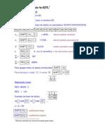 Resumão de como calcular estatística básica na calculadora científica