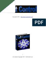 Cult Control