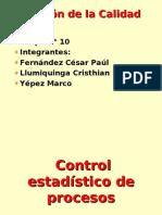 Control Estadistico Final