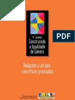 4 Premio - Redações e artigos científicos premiados