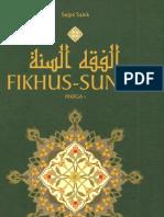 Fikhus-sunne - Sejjid Sabik