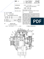 Alternating Current Generator for a Motor Vehicle