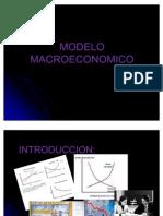 Modelo Macroeconomico Expo