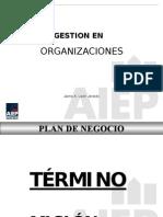 Gestion en Organizaciones