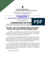 Dr Fellner - Primer Partido Copa America
