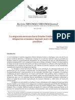 17950RDW HMC La Migracion Mexicana EU