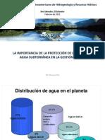 Protección-GIRH-El Salvador