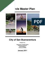 2011 Bike Master Plan - City of Ventura