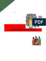 Marketing Eleven(Consumer Behaviour)