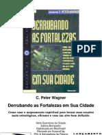 C. Peter Wagner - do as Fortalezas Em Sua Cidade