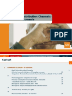 GfK- Desk Research FMCG Distribution Channels - Romania
