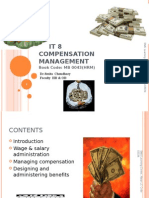 Unit 8 Compensation Management