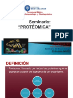Seminario proteómica