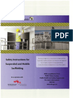 Scafolding Safety