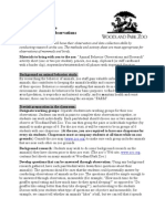 Behavior Observation General12-09