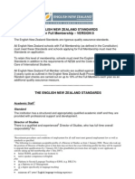 2010 English New Zealand Standards Version 8