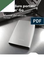 Store n Go User Guide SPANISH