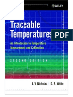 Traceable Temperatures- Temp. Measurement and Calibration 2nd Ed.
