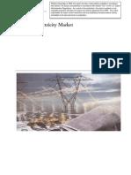 Survey of Electricity Market Simulation