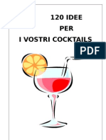 7102046 120 Idee Per i Vostri Cocktail