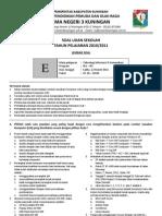 Soal US TIK 2011 Paket E