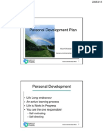 Personal Development Plan(AK)