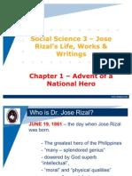 Chapter 1 - Rizal