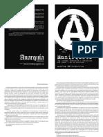 Manifiesto-Una condena inexorable del poder y la política