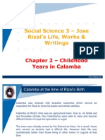 introduction to rizal course Rizal is a mandated 3-unit course in college here in the philippines well, as the name of the course implies, the course is about the life and times of oh, i wished there was already something like this a workbook for a course in rizal by dr jose a fadul, when i took my rizal course in school year.