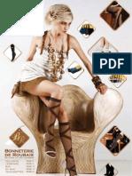 Catalogue collant chaussette leggings mibas bas femme Bonneteriederoubaix Mai 2011