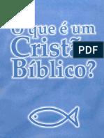 Albert N. Martin - O que é um Cristão Bíblico