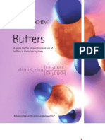 Buffers A guide for the preparation and use of buffers in biological systems-CalBioChem