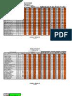 Grading Sheet 2012 (IV-2)