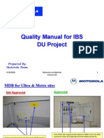 1.4.3 - Quality Manual for IBS DU